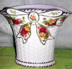 Fine Porcelain China patterns - Ridgway, Royal Bayreuth