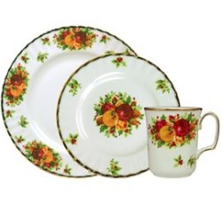 H Patterns Old Country Roses · Christmas Patterns. Tea Cup and Saucer  sc 1 st  Royal Albert Patterns & Royal Albert China - Old Country Roses Gifts