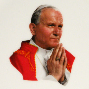 Royal Albert - Pope John Paul II